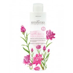Straight hair conditioner with ginger blossom
