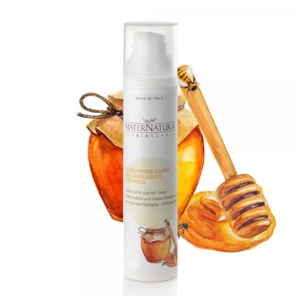 FLUID MODELLING FOR CURLY HAIR WITH HONEY 100 ML