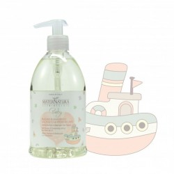 SHAMPO BABY , Gentle Shampoo&Wash with Flax Flowers 500 ML