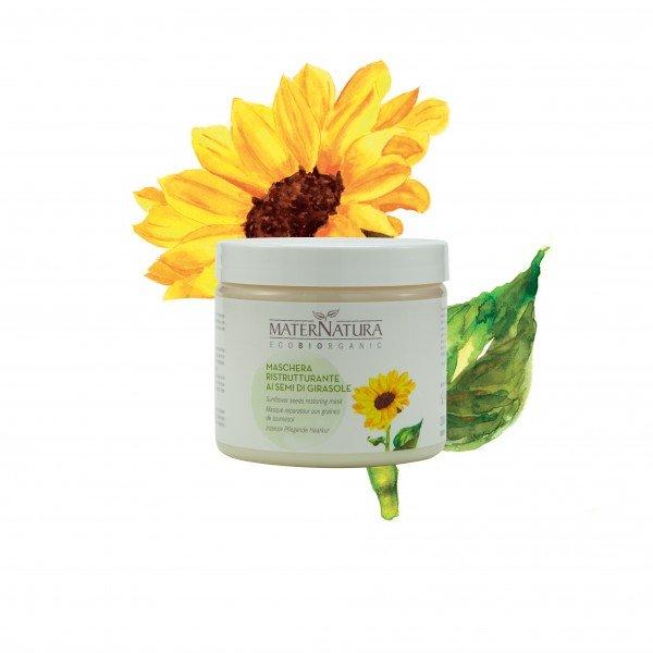 Sunflower seed restoring mask 200 ML