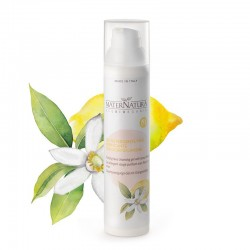 PURIFYING FACE CLEANSING GEL WITH LEMON FLOWERS
