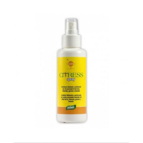 SANTIVERI CITRESS SPRAY ALLA CITRONELLA 100ML