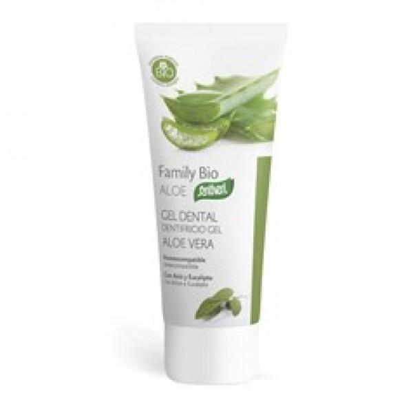 Dentifricio Gel Aloe vera Bio 75ml